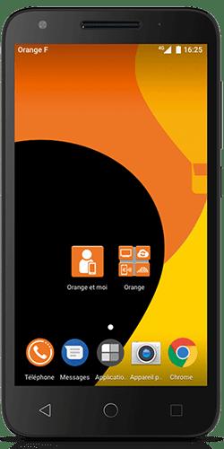 Orange Rise 52